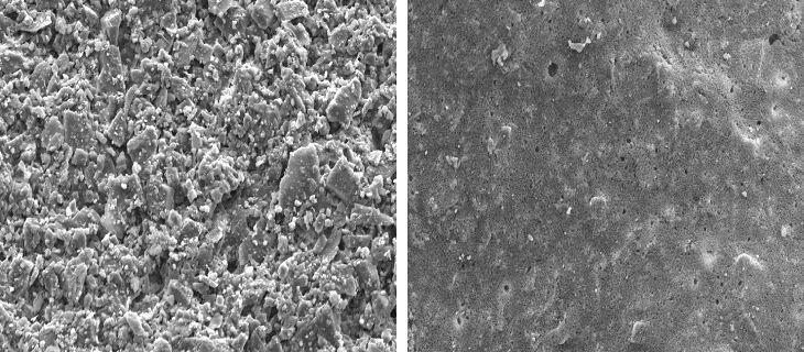 Nanopor vakolat